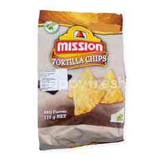 Mission Barbecue Flavor Tortilla Chips