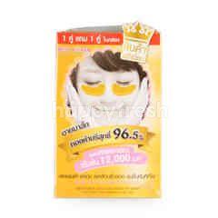 Best Korea Gold Collagen Eye Mask