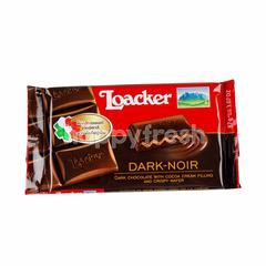 Loacker Dark Noir Chocolate