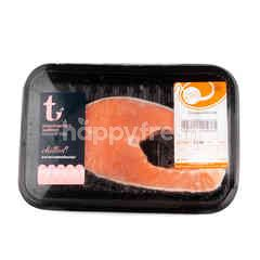 Gourmet Market Fresh Salmon Fish Steak
