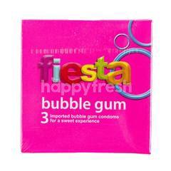Fiesta Bubble Gum Condom