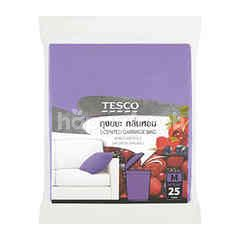 Tesco Mixed Berries Scent Garbage Bags (M)(25 Pieces)