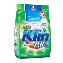 SoKlin Pro Clean & Clear Detergent