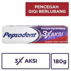 Pepsodent 3XAKSI Toothpaste