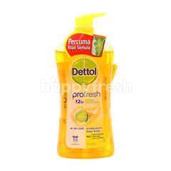 Dettol Antibacterial Body Wash (Fresh)