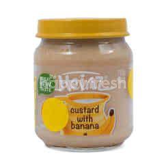 Heinz Baby Custard with Banana