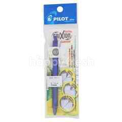 Pilot Erasable Gel Pen - Blue - 0.7mm