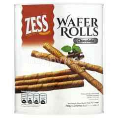 Zess Chocolate Wafer Rolls