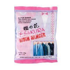 Sakura Moth Hanger
