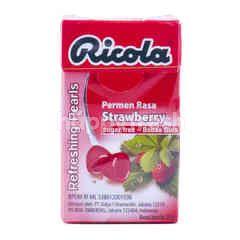 Ricola Strawberry Candy