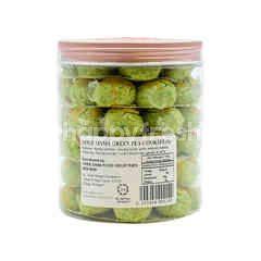 Gold Mama Green Pea Cookies