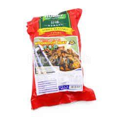 Homey Frozen Vegetarian Mushroom Meat