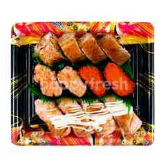 Aeon Set Sushi Nakajima Suisan