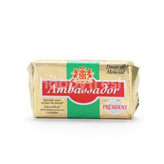 President Ambassador Salted Culinary Fat Blend