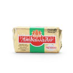 President Ambassador Salted Culinary Fat Blend
