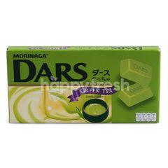 Morinaga Dars Green Tea Confectionery