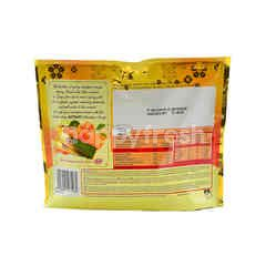 Nestle Kitkat Mandarin Orange Flavoured Wafer (8 Packets)