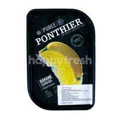 Ponthier Puree Pisang