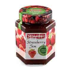 Streamline Strawberry Jam