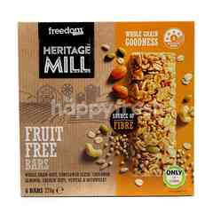 Freedom Foods Heritage Mills Fruit Free Bars