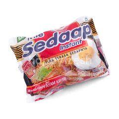 Mie Sedaap Crispy Chicken Instant Fried Noodles