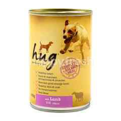 Hug Enriching Your Love Lamb Flavoured Dog Food