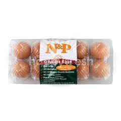 เนเชอรัล & พรีเมี่ยม ฟู้ด ไข่ไก่ออร์แกนิก