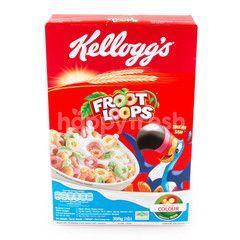 เคลล็อกส์ ฟรุ๊ตลูป อาหารเช้าซีเรียล 350 กรัม