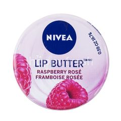 Nivea Lip Butter with Raspberry Rose
