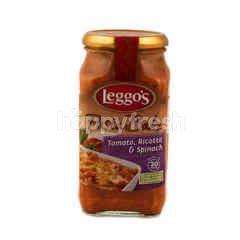 LEGGO'S Pasta Bake Tomato,Ricotta & Spinach
