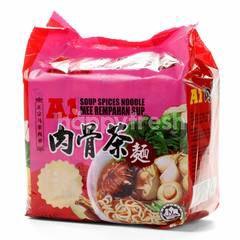 A1 Soup Spices Noodle 4X90G
