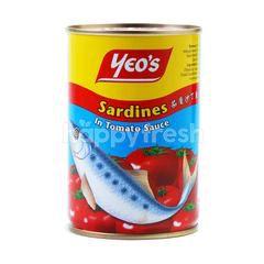 Yeo's Sardines In Tomato Sauce
