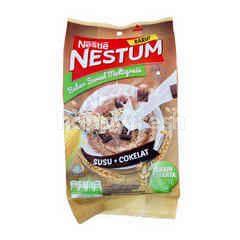 Nestlé Nestum Multigrain Cereal Pooridge Milk & Chocolate