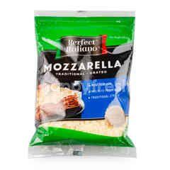 Perfect Italiano Mozzarella Traditional - Grated Cheese