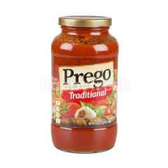 Prego Sauce Spaghetti Traditional