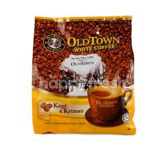 OldTown Coffee & Creamer 2-in-1 Instant White Coffee