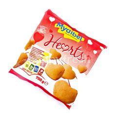 Mydibel Hearts French Fries