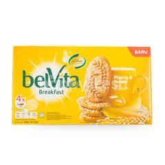 Belvita Biskuit Rasa Pisang dan Sereal