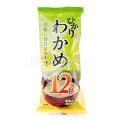 Hikari Miso Miso Soup With Seaweed