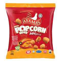 Ayamas Hot & Spicy Popcorn Bites