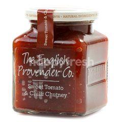 The English Provender Co. Sweet Tomato & Chilli Chutney