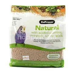 ZuPreem Natural Small Bird Food