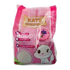 Katz Comfort Lavender Scent Clumping Cat Litter