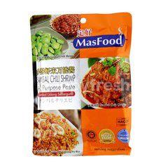 Masfood Sambal Chili Shrimp All Purpose Paste
