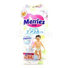 Kao Merries Super Premium Tape XL 44 Diapers