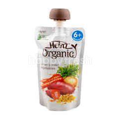Heinz Organic Sweet Baby Vegetable