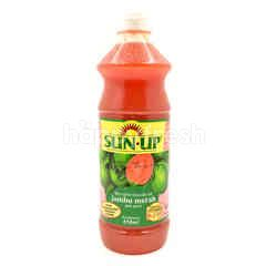 SUN UP Pink Guava Fruit Drink Base