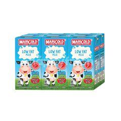 Marigold Low Fat Milk (6 Packet)