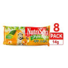 Nutrisari Jeju Orange Powder Drink 8 Pack