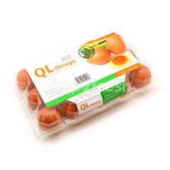 Ql Omega -3 And Dha Enriched Eggs